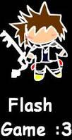 Kingdom Hearts Flash Game