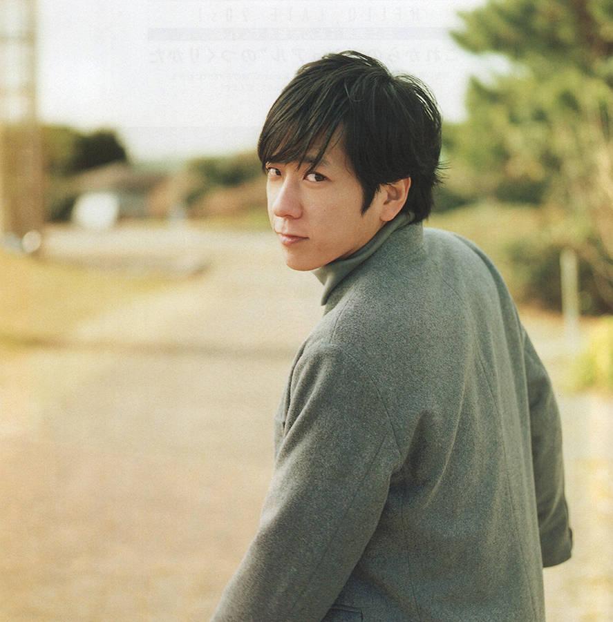 Ninomiya Kazunari gantz