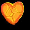 Zosso Heart Cursor by Z0RDIC