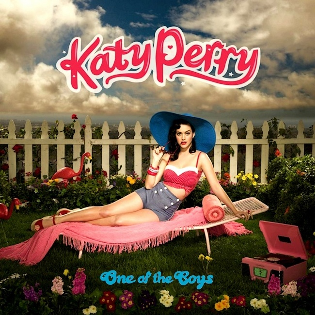 Katy Perry- One Of The Boys  Full Album  by BoyKatyCatKaty Perry One Of The Boys Poster