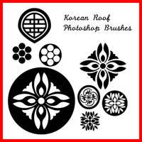 Korean Roof Brushes