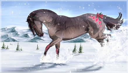 Snow Freedom *animation* by Folius