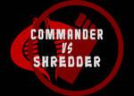 Cobra Commander vs Shredder by JMK-Prime