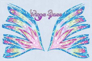 Sirenix Wings Base (Updated) by PrettieAngel