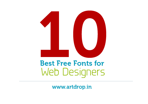 10 best free fonts for web designers by iloserboy on for 10 best free websites