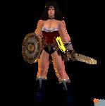 Wonder Woman (My Version)