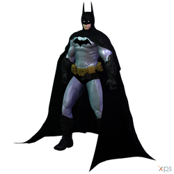 Batman (Z-9623) - Suit V.5 by MrUncleBingo