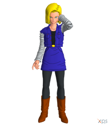 DBXV2 - Android 18