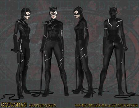 Catwoman (BurtonVerse) (VU)