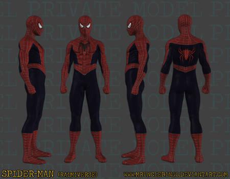 Spider-Man (Raimiverse) by MrUncleBingo