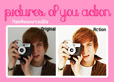 Pictures of You action