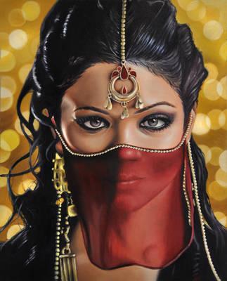 Middle Eastern Dance by Lianne-Issa
