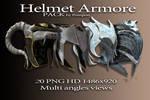 Helmet Armore 01