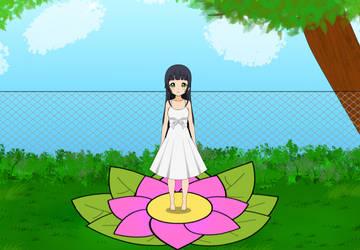 Flower bubble, Kisekae Animation by sunnyDg
