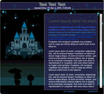 [Game Journal Skin] Undertale's Castle View
