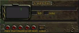 Fallout Winamp Skin 3.0 by Almighty-Pipboy