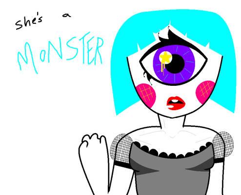 she's a MONSTER [click for full]