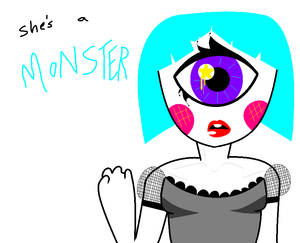 she's a MONSTER [click for full]