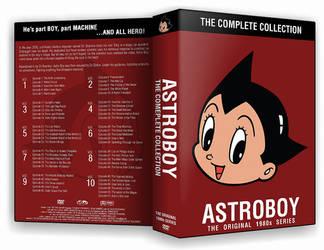 1980's Astroboy collection