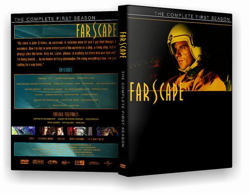 Farscape - season 1 by finner
