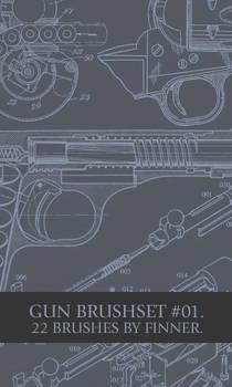 Gun Brushset 01