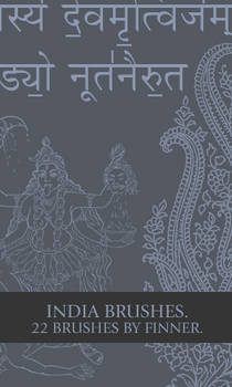 India Brushes
