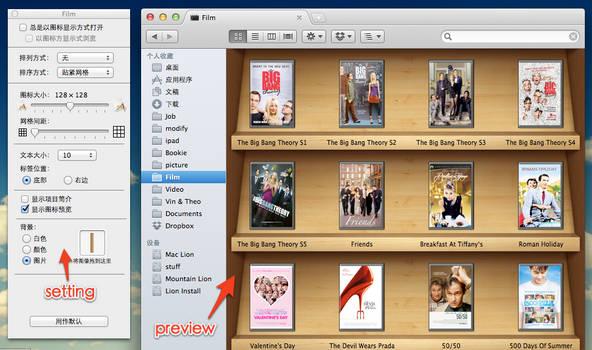 OS 5 Paper Background for Finder