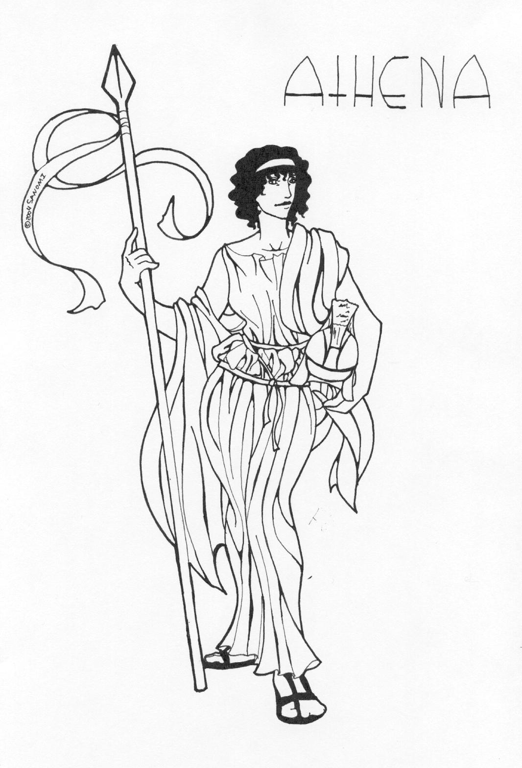 Coloring Pages Of Hera