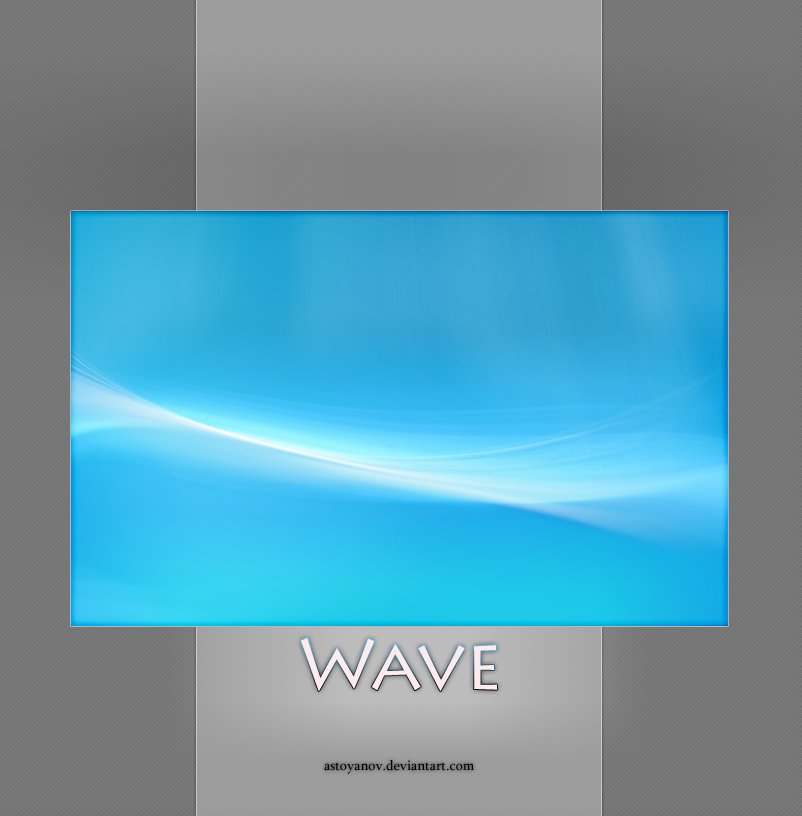 Wave by astoyanov