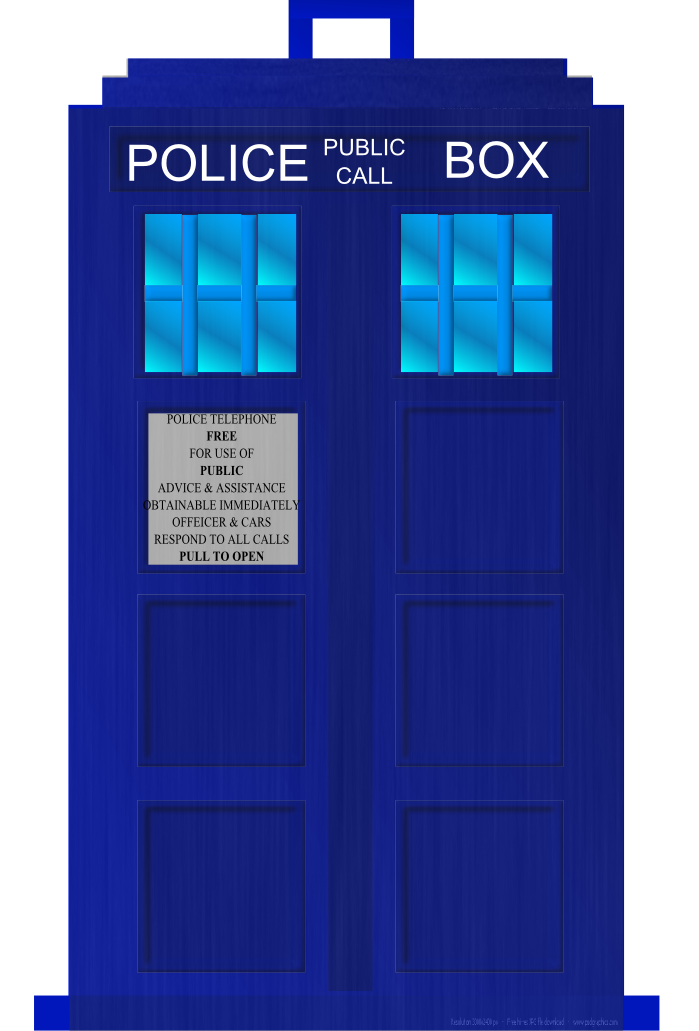 Tardis Vector Vector tardis by jdshepherdTardis Vector Outline