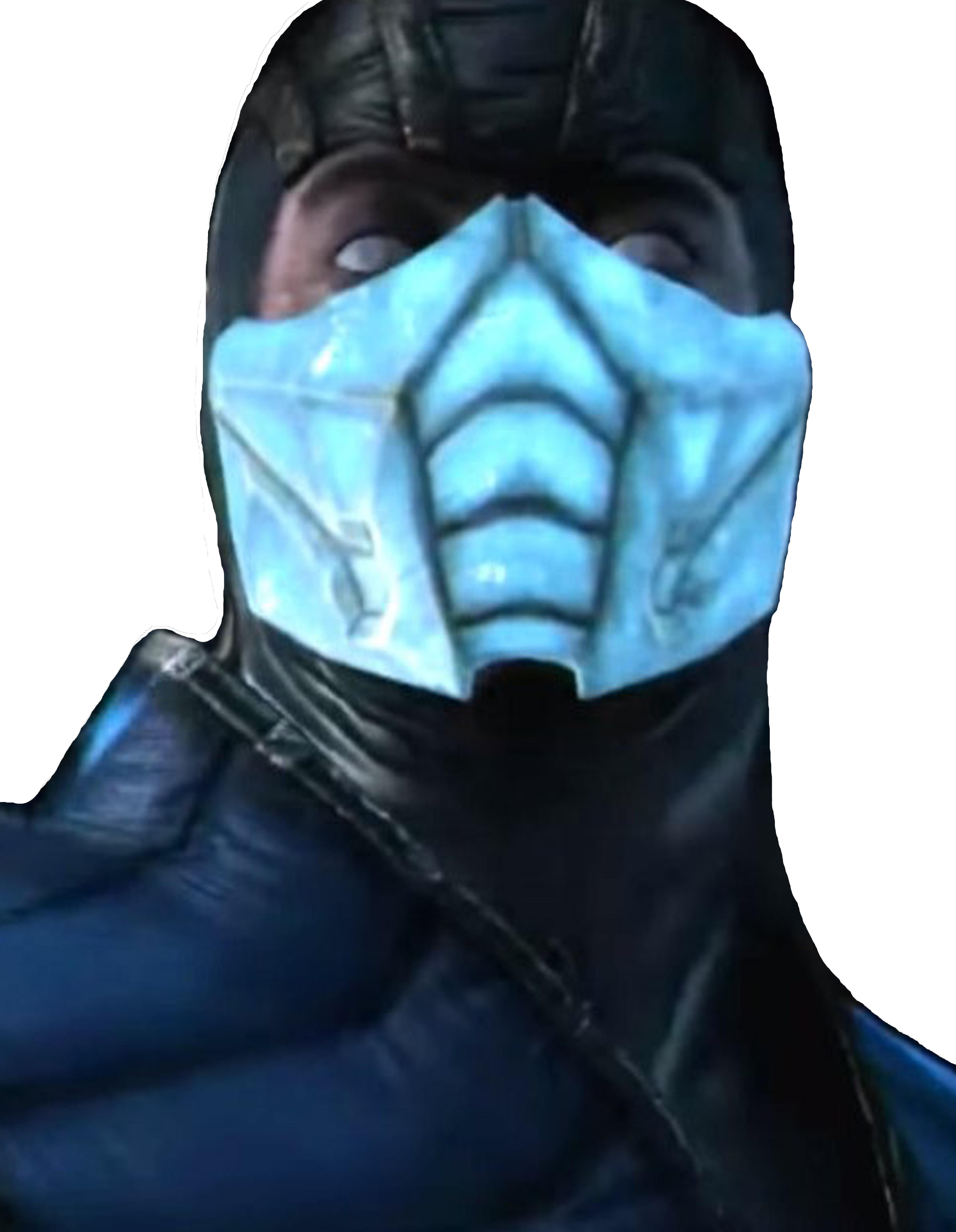Sub Zero Mask Mortal Kombat X By Sublzerolfan On Deviantart