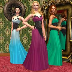 Viva la divas - Sims