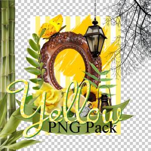 Resources Pack Yellow by Blutmondlicht