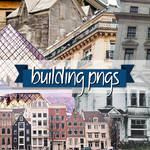 10 Building Pngs By Blutmondlicht