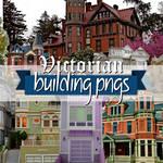Victorian Building Pngs By Blutmondlicht