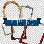 Frame Pngs By Blutmondlicht