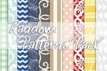 Random Patterns Pack by Blutmondlicht