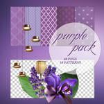Purple Pack By Blutmondlicht