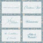 45 New Handwritten  Calligraphy Fonts By Blutmond
