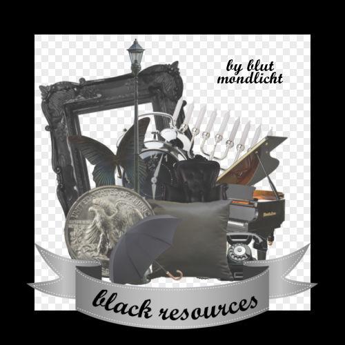 Black Resource Pack By Blutmondlicht