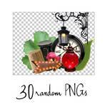 3#random PNG pack by blutmondlicht