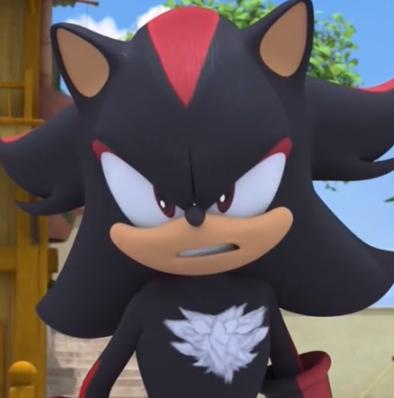 Shadow boom savage hedgehog by gothnebula on deviantart - Sonic boom shadow ...