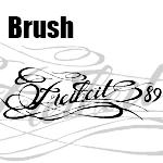 Freiheit 89 Brush by LayDxGustav