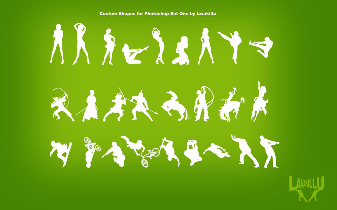 Lavas_Custom_Shapes_Set_One by lavakillu
