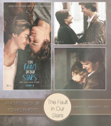 Photopack (8) The Fault In Our Stars by Shawolza