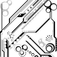 VPDesigns vectorart brush set. by VPDesigns