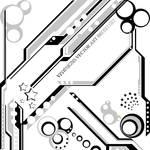 VPDesigns vectorart brush set.