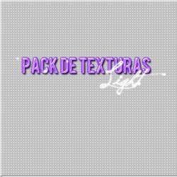 Pack Texturas Light by BelieberXimee
