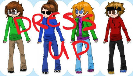 Create your own Eddsworld OC - Dress up // female by LifeIsGoingOn