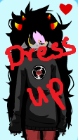 Homestuck Dress up game OC version by LifeIsGoingOn